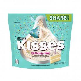 Hershey's kisses birthday cake 283G