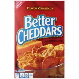 Nabisco better cheddars craker