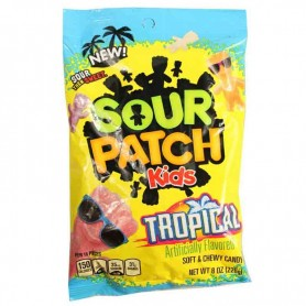 Sour patch kids tropical 226G