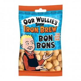 Oor wullie's braw iron brew bon bons 125G