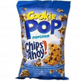 Candy pop corn chips ahoy !!