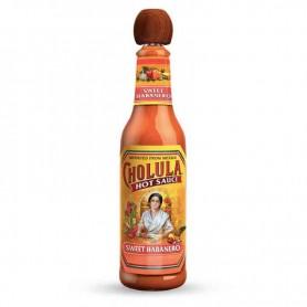 Cholula hot sauce sweet habanero