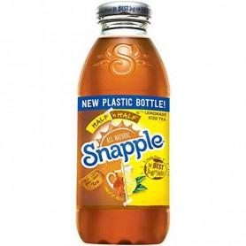 Snapple half'n half lemonade