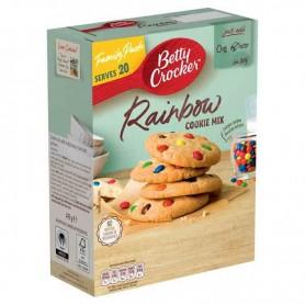 Betty crocker rainbow cookie mix
