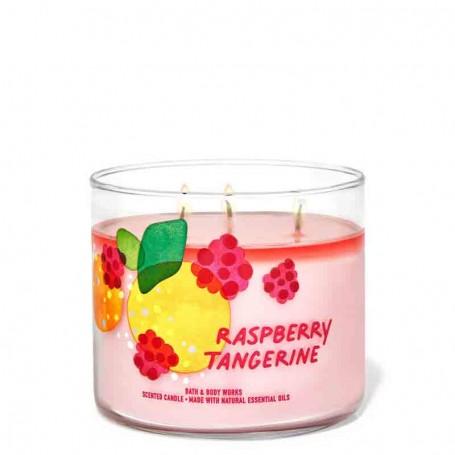 BBW bougie raspberry tangerine