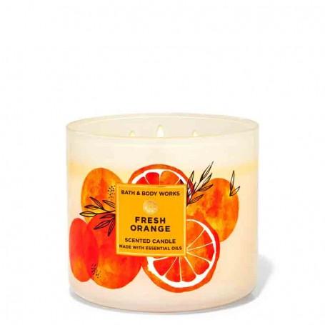 BBW bougie fresh orange
