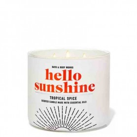 BBW bougie hello sunshine