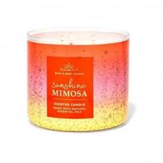BBW bougie sunshine mimosa