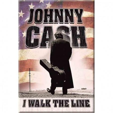 Magnet cash walk the line