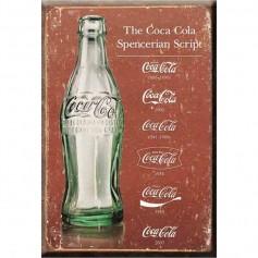Magnet coke script heritage