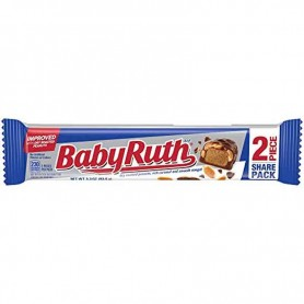 Babyruth share pack 2 pieces