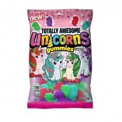 Totally awesome unicorns gummies