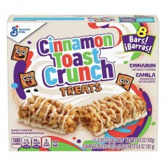 Cinnamon toast crunch treats pack de 8
