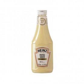 Heinz frites sauce