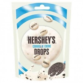 Hershey's cookies'n'creme drops 80g