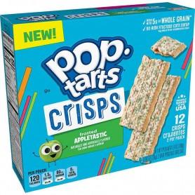Pop tarts crisps frosted applpetastic