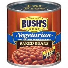 Bush's baked beans vegetarian 454G