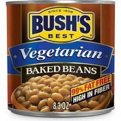 Bush's baked beans vegetarian 235G