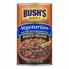 Bush's baked beans vegetarian 794G