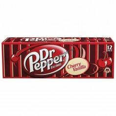 Dr Pepper cherry vanillia pack 12