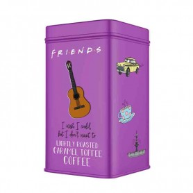 Friends lightly roasted caramel toffee coffee
