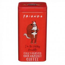 Friends fully roasted choc-hazelnut coffee