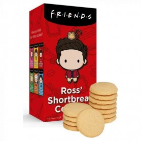 Friends ross' shortbread cookies