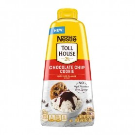 Toll house chocolate chip cookie syrup
