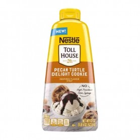 Toll house pecan turtle cookie syrup