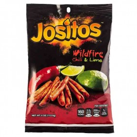 Jositos wildfire chili and lime