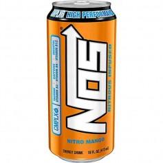 Nos energy drink nitro mango