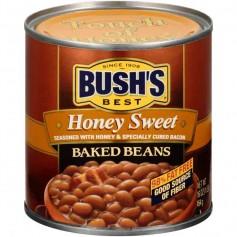 Bush's baked beans honey sweet 454G