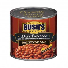 Bush's baked beans barbecue 454G