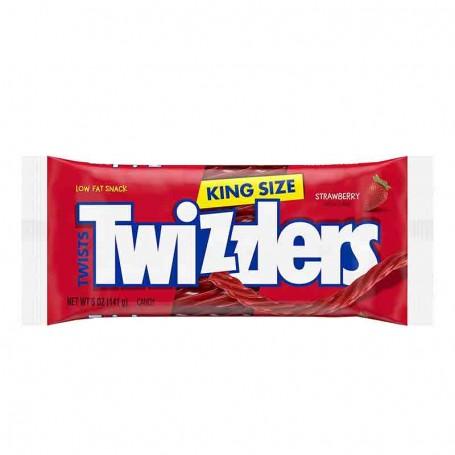 Twizzlers twists strawberry king size 141G