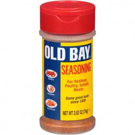 Old bay seasonning 74G