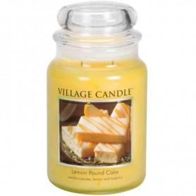 VC Grande jarre lemon pound cake