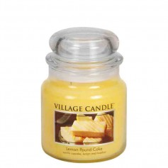 VC Moyenne jarre lemon pound cake