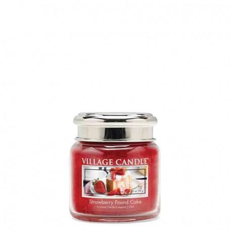 VC Mini jarre strawberry pound cake