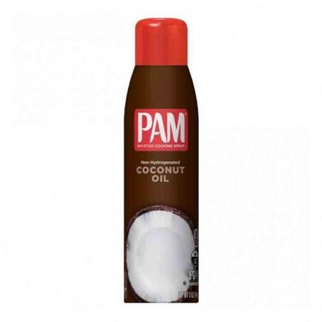 Pam coconut oil