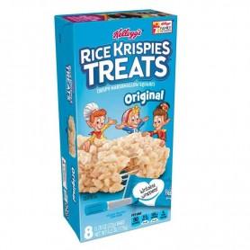 Kellogg's rice krispies treats (par 8)