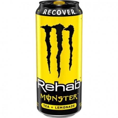 Monster rehab tea lemonade