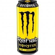 Monster rehab yellow