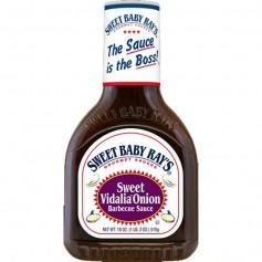 Sweet baby ray's sweet vidalia onion BBQ sauce 510G
