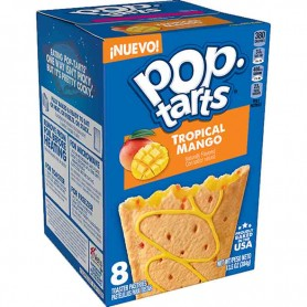 Pop tarts tropical mango