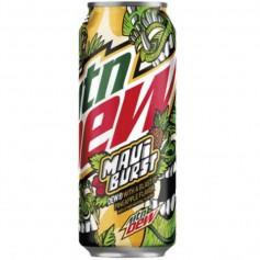 Mountain dew maui burst