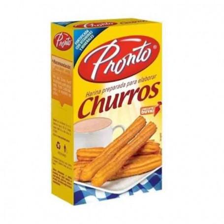 Pronto preparation pour churros