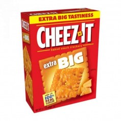 Cheez it extra big