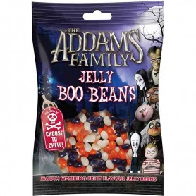 The adams family jelly boo beans