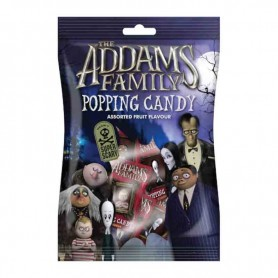 The adams family popping candy