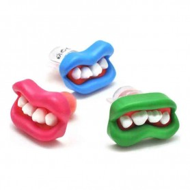 Zombie teeth candy